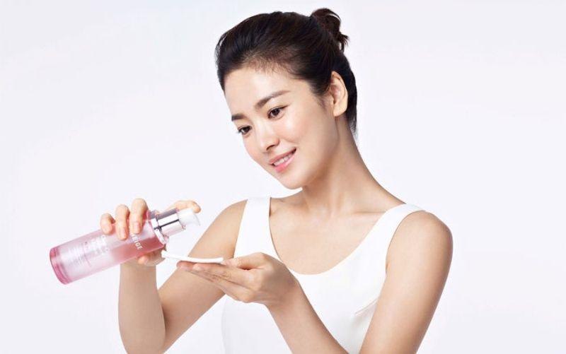"""Bật mí cách chăm sóc da của người Hàn Quốc mà bạn nên biết để """"thăng hạng"""" nhan sắc của mình"""